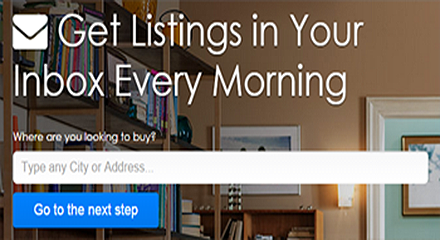 Get New Listings Daily